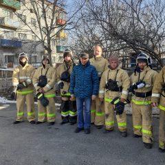 ГДЗС для пожарного – самое главное