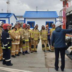 Обучение добровольных противопожарных формирований и их руководителей