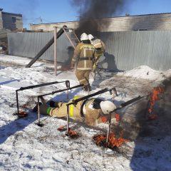 Обучение на огневой полосе